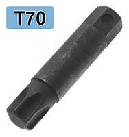 Бита ударная TORX T70, L=107. A2166-T070 H.C.B.