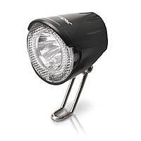 Фара передняя XLC LED 20Lux, черный (ST)
