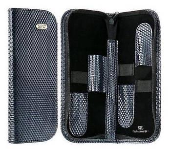 Футляр для перукарських інструментів SPL 77404 (синій)