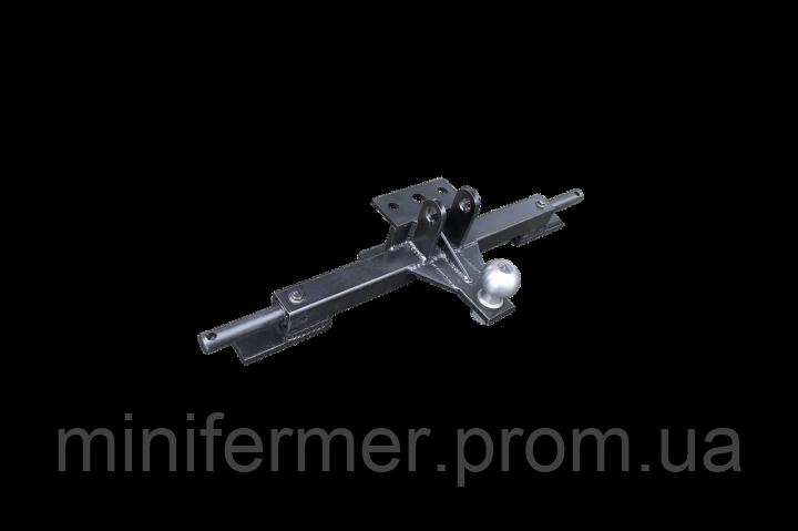 Фаркоп (сцепной узел СЦ39 на 3 точки) для минитрактора