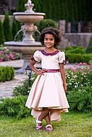 Платье выпускное нарядное для девочки 1127, фото 1
