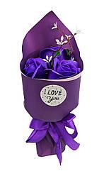 Аксесуари для свята MK 3317(Violet) квіти