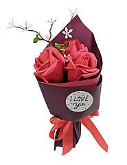 Аксессуары для праздника MK 3317(Red) цветы
