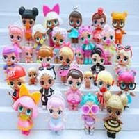 Куклы L.O.L (кукла - сюрприз)