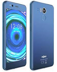 "Смартфон NOMU M8 4/64Gb Blue, 21/21Мп, MT6750T, 2sim, 5.2"" IPS, IP68, 2950мАч, 8 ядра, 4G"