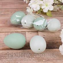 Набор пасхальных яиц Пастель 6 шт. - пасхальный декор