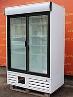 "Холодильная шкаф витрина ""Технохолод"" ШХСД-1,2 м. 1400 л., Б/у, фото 1"