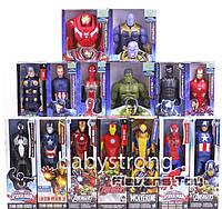 Супер-Герои Марвел - Мстители ...