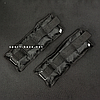 """Утяжелители для рук и ног """"HF Стандарт"""" 1.5 кг (2 шт по 0.75 кг), фото 4"""