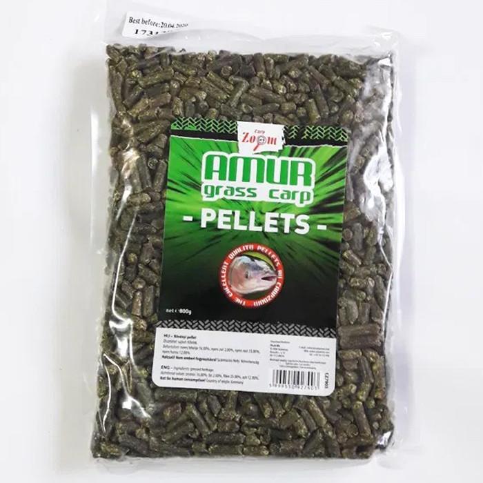Пеллетс прикормочный Amur Pellets, 800 g