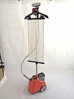 Вертикальный парогенератор отпариватель Liting MX7 (красный.серый)
