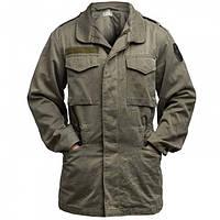 Куртка камуфляж М-65 Австрии. Олива. Новая