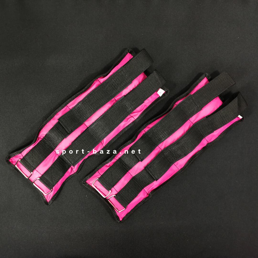 """Утяжелители для рук и ног """"HF Стандарт"""" 3.0 кг (2 шт по 1.5 кг)"""