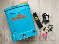 ✔️ Опрыскиватель аккумуляторный KING - PROFI  (16L), фото 3