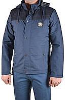 Куртка мужская демисезон Hestovrviio 1675 (XL (44), темно синий )