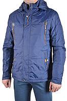 Куртка мужская демисезон Eivogcn 603 (46, синий)