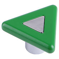 Ручка Ferro Fiori PL 11004.01.T зеленый, фото 1