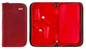 Футляр для перукарських інструментів SPL 77406 (червоний)