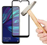 Защитное стекло для Huawei Y6s 2019 чёрное, фото 1