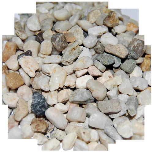Кварцовий пісок 2-6 мм для підкладки 25 кг
