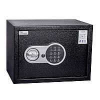 Сейф для офиса и дома Ferocon (Ферокон) 20х31х20см с взломостойким электронным замком
