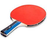 Набор для настольного тенниса 2 ракетки, 2 мяча MK  (древесина, резина, пластик) MT-3311, фото 2