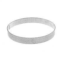 Кольцо кондитерское перфорированное диаметром 15 см
