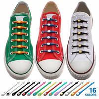 Силиконовые шнурки, Hilaces 14 шт