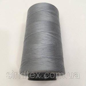 Нить швейная 100% PE 50/2 цв S-330 серый светлый NITEX (ВЕЛЛ-474)