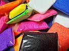 Воздушный пластилин для лепки с шариками, фото 9