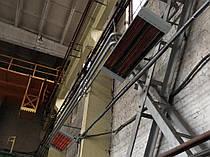 Отопление промышленного объекта КВСЗ 1