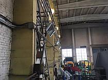 Отопление промышленного объекта КВСЗ 3