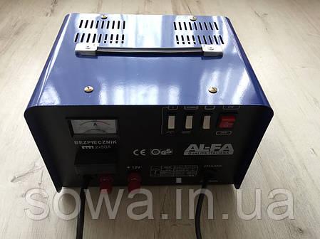 ✔️ Пуско зарядний пристрій AL-FA PRO-LINA ALCC7 ( 12В / 24В ), фото 2