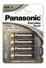 Батарейка AA Panasonic EveryDay Power блистер 4шт. алкалайн
