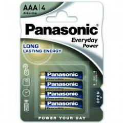 Батарейка  AAA  Panasonic EveryDay Power LR03REE/4BR 4шт. алкалайн