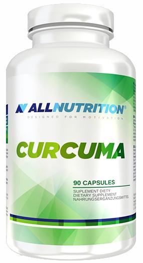 Куркумин AllNutrition - Curcuma 1000 мг (90 капсул)