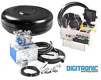 Комплект ГБО 4 поколения полный DIGITRONIC (4 цил., до 150 л.с., балл. 42л)