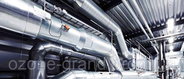работы по монтажу систем вентиляции