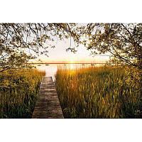 Фотообои Komar ХХL4-052 Lakeside (Приозерный) 3,68х2,48