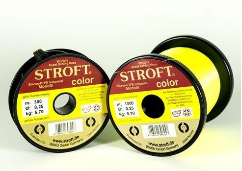 Волосінь Stroft Fluor 0,25 мм 300m / 6,0 кг