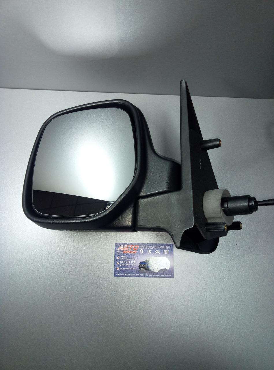 Зеркало механическое левое (L)  BERLINGO / PARTNER 96-08р.