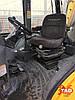 Екскаватор-навантажувач New Holland B115 (2007 р), фото 4