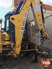 Екскаватор-навантажувач New Holland B115 (2007 р), фото 3