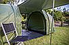 Туристическая палатка Abarqs Gobi 4 местная 3000мм, фото 9