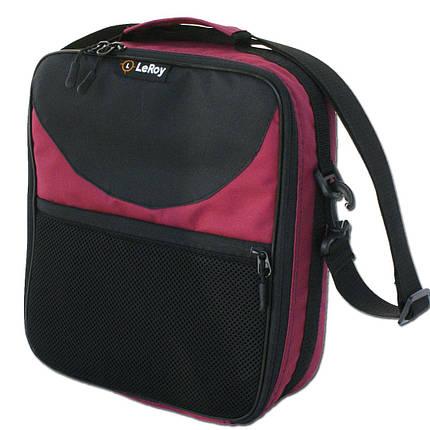 Сумка для силиконовых приманок LeRoy Zip Bait Bag L, фото 2