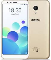 """Смартфон Meizu M8c 2/16GB Gold Global, 13/8Мп, 4 ядер, 2sim, экран 5.45"""" IPS, 3070mAh, GPS, 4G"""