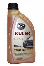 Антифриз K2 Kuler -35C Red 1л