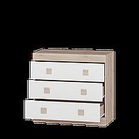 Комод Соната-1 (800х380х745), фото 1