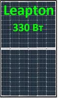 Солнечная панель 330Вт LP-M-120-H-330W 5BB Mono PERC Half Cell Leapton, фото 1