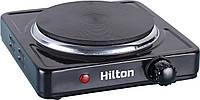 Плита электрическая настольная (1 конф., НЕРЖ.) HILTON HEC-101